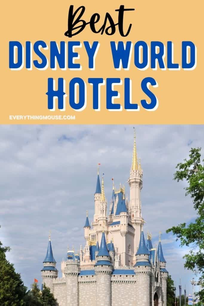 best place to stay in disney world