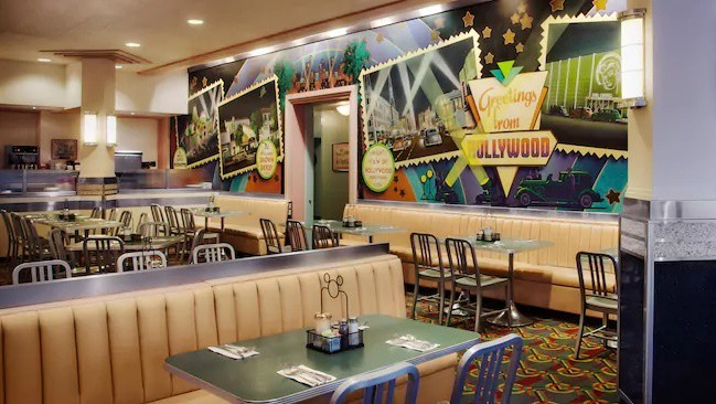 Best Restaurants in Hollywood Studios Hollywood and Vine.