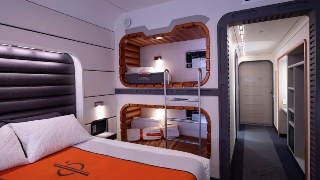 Disney Star Wars Hotel Rooms