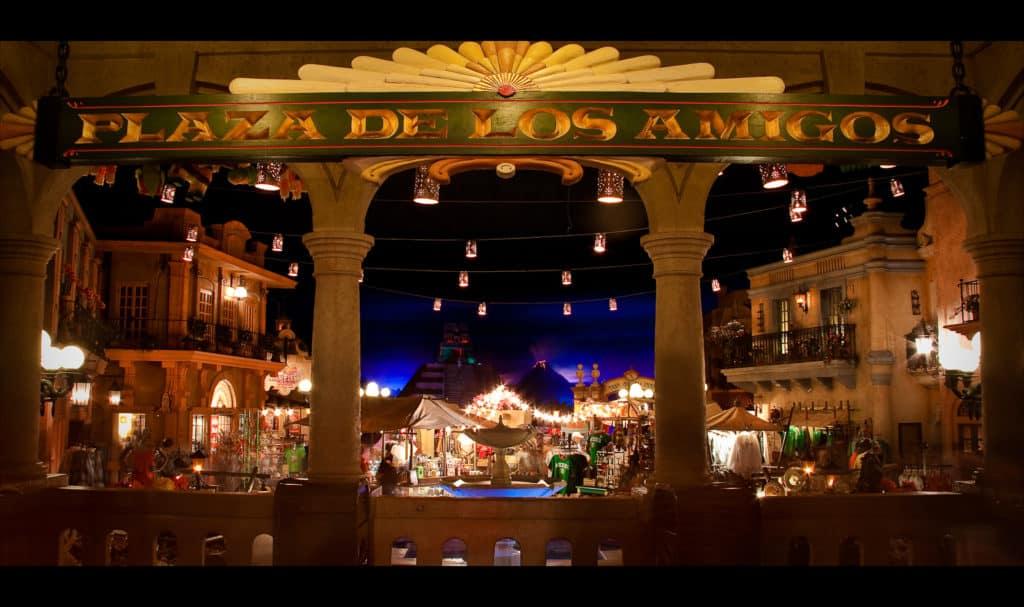 epcot mexico restaurants