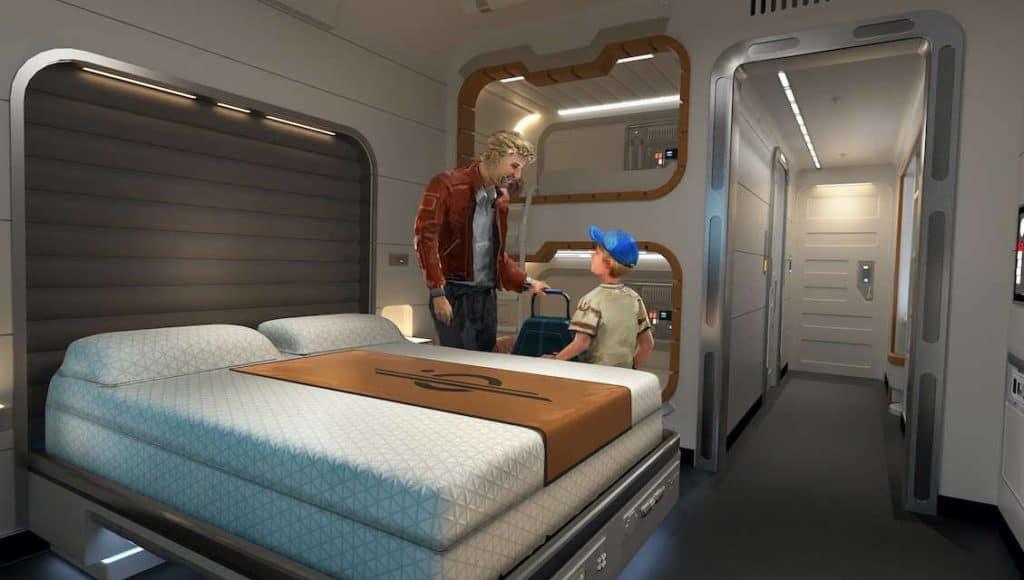 star-wars-galactic-starcruiser-cabin