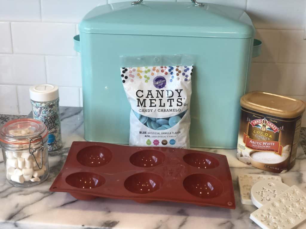 frozenhotchocolatebombingredients