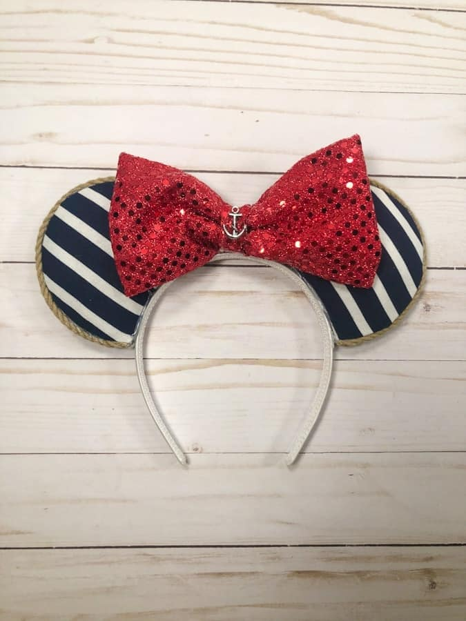 Disney Cruise Ears To Make at Home