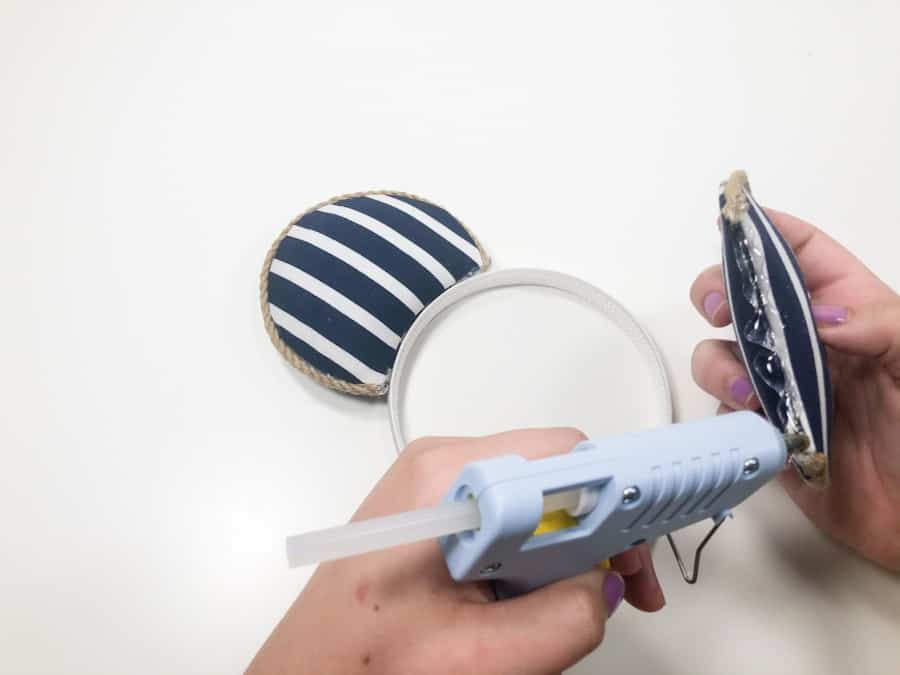 DIY Hmemade Disney Cruise Ears