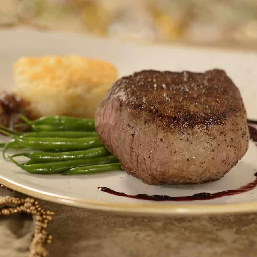 disney be our guest menu