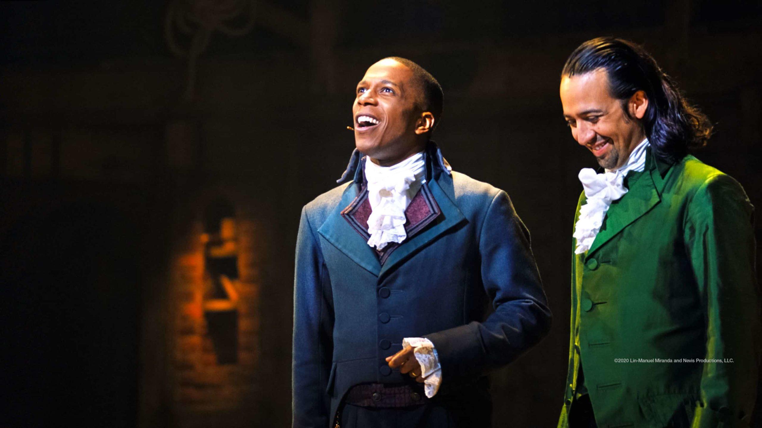 Do You Know Who Sang These Hamilton Lyrics?