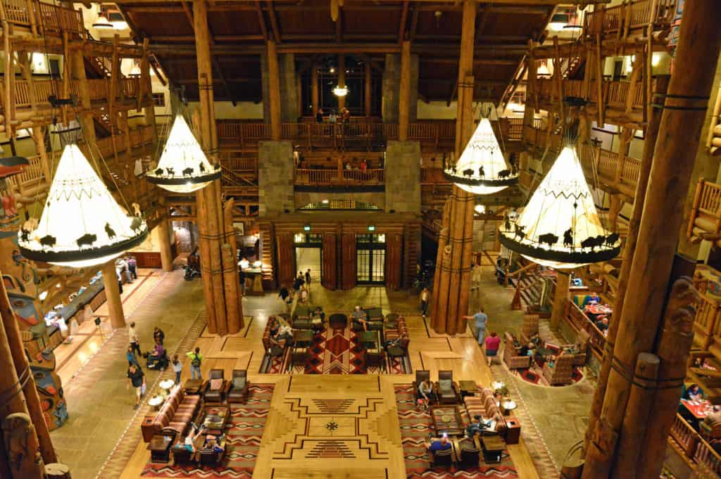 disney wilderness lodge hotel
