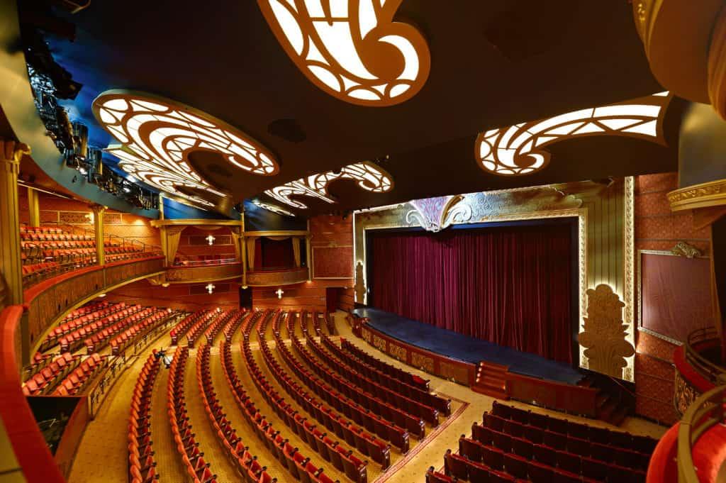 disney cruise buena vista theater