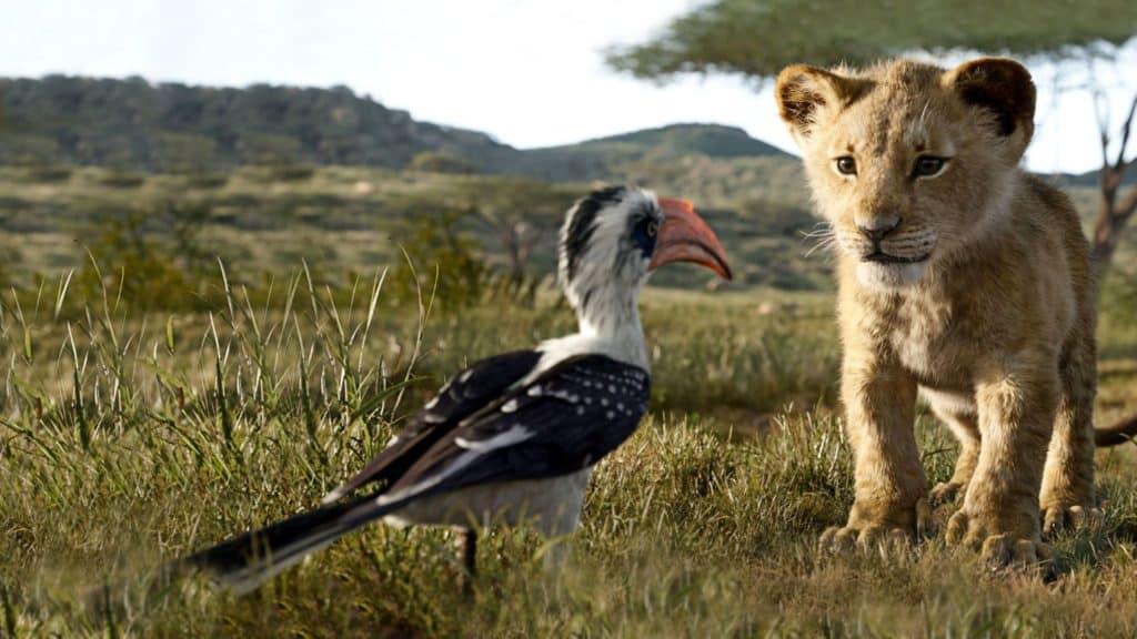 lion king live action