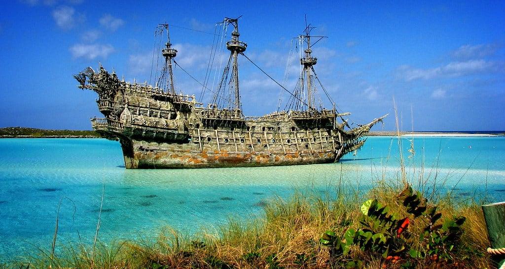 Castaway Cay Flying Dutchman Secrets