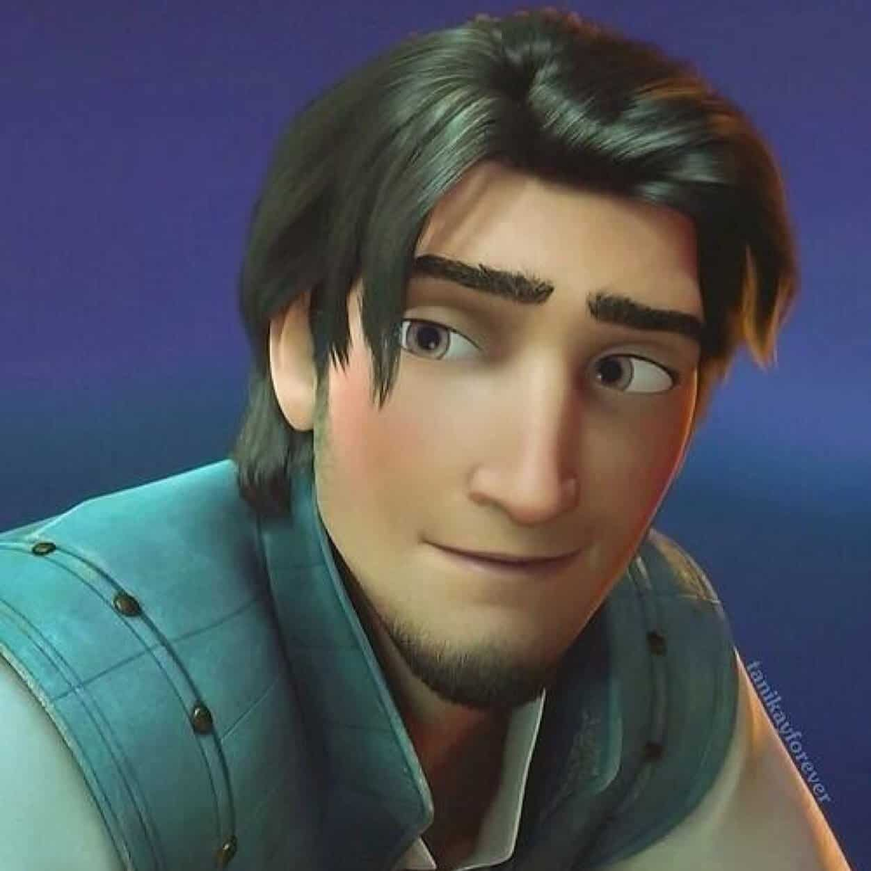 How Old is Flynn Rider?