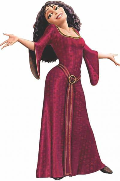 how old is mother gothel