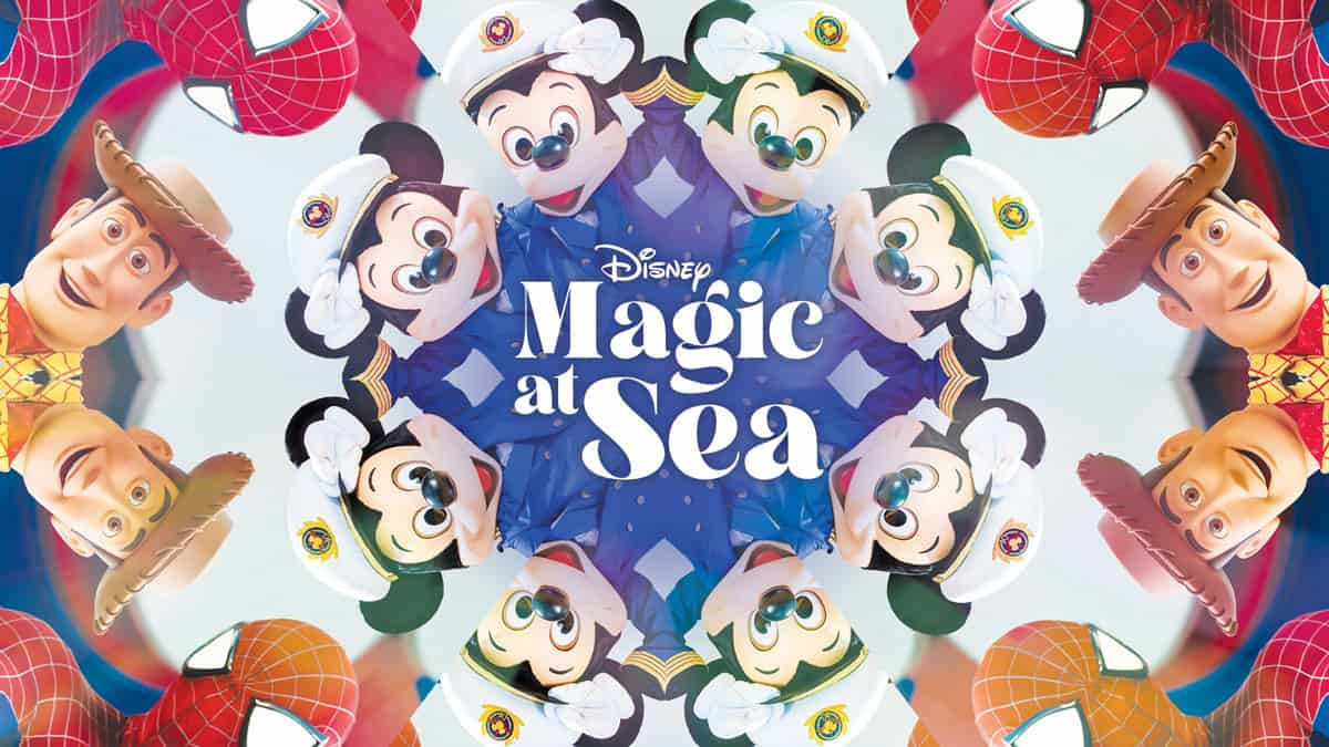Disney Magic at Sea Europe 2021 New Dates