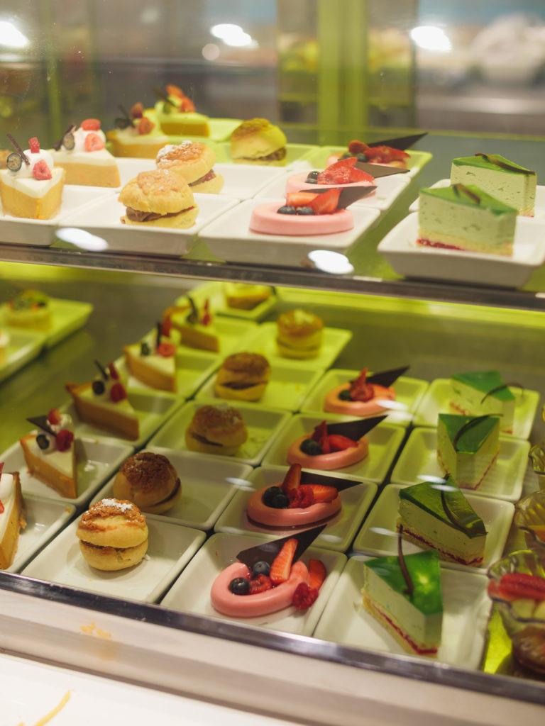Pirate Night Buffet Desserts