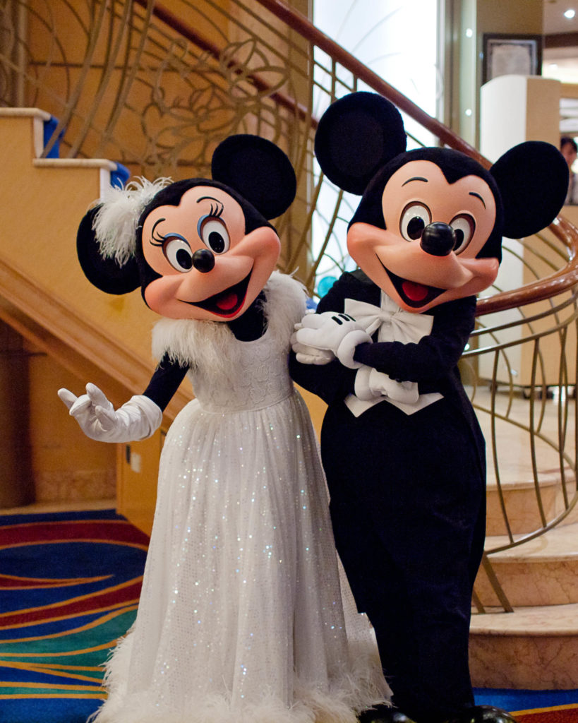 Disney Cruise Formal Night Pictures