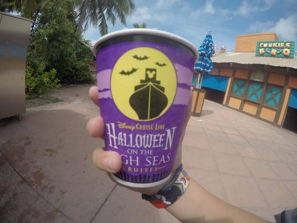 Castaway Cay Halloween on the High Seas