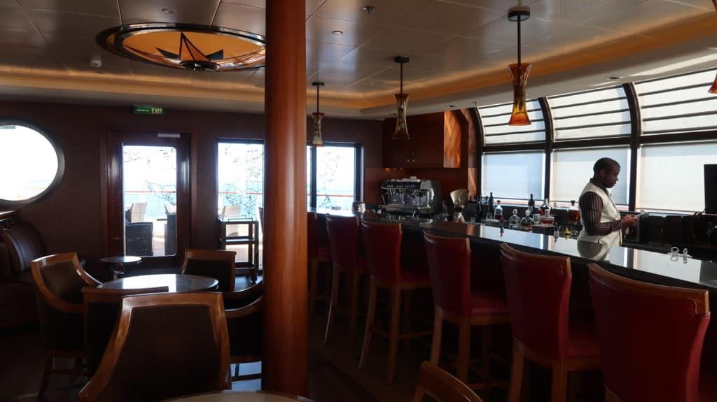 Disney Fantasy Meridian Bar