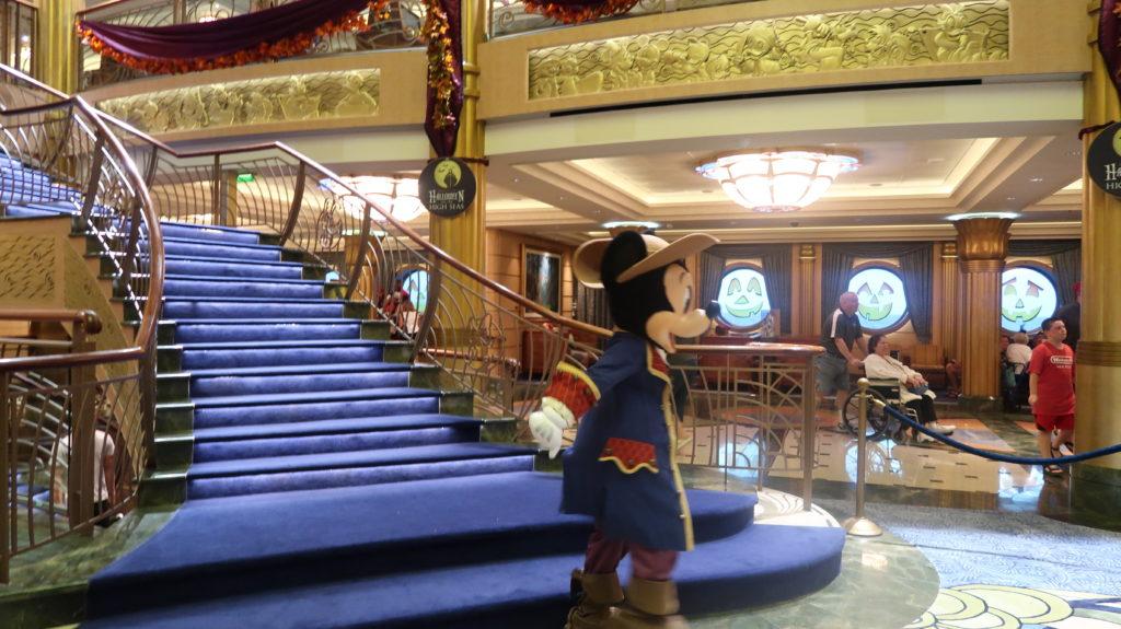 pirate night characters disney cruise
