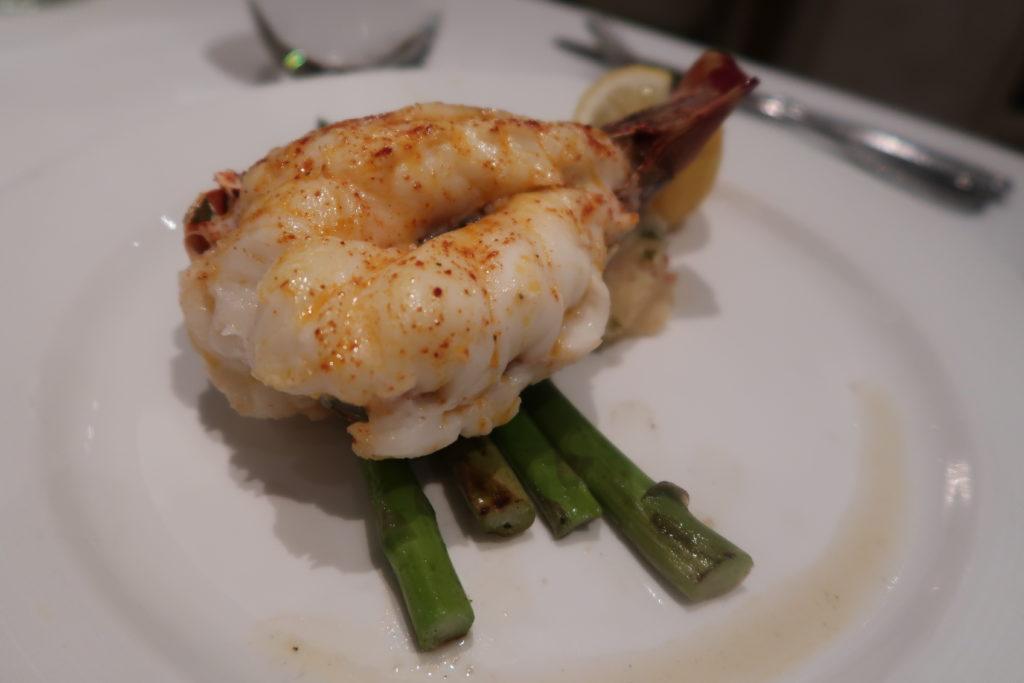 disney cruise lobster