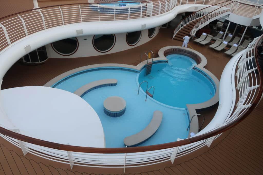 Disney Fantasy Adult Pool