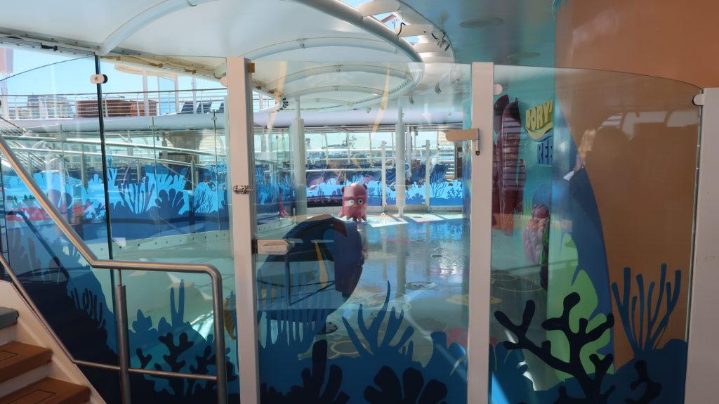Disney Wonder Dory's Reef