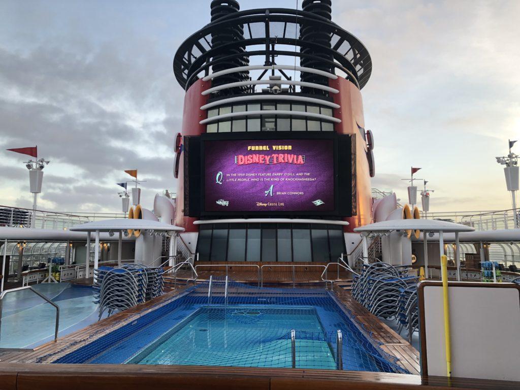 disney cruise funnel vision