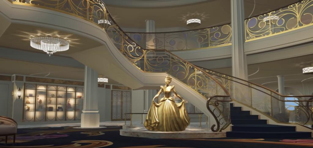 Disney Wish Cinderella