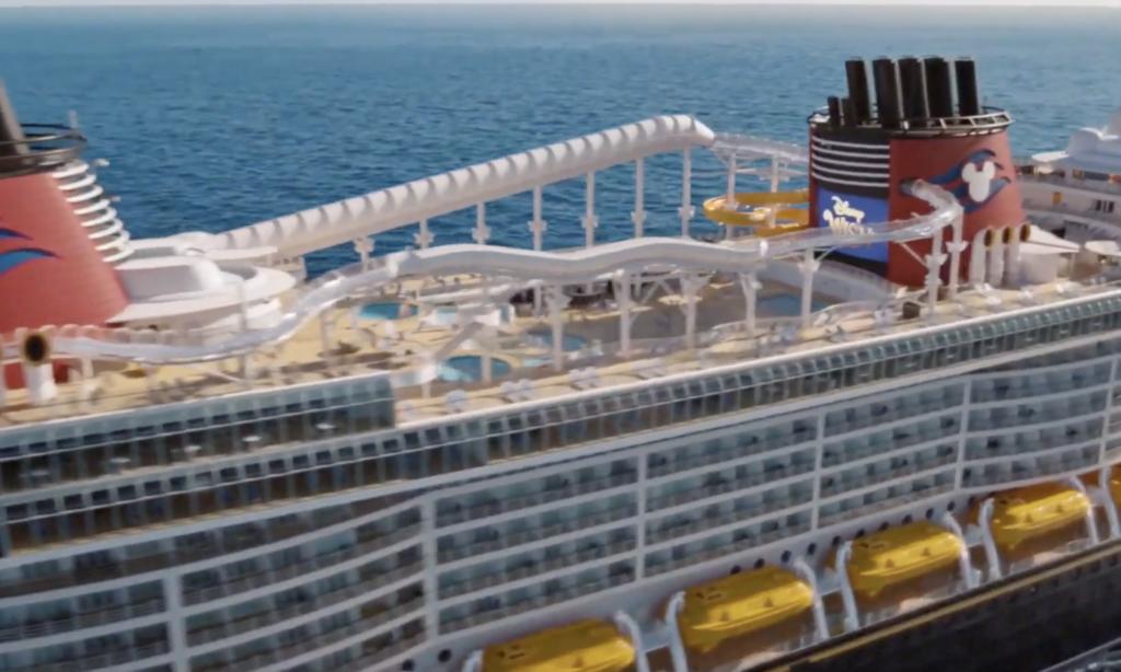 Disney Wish Cruise 2022