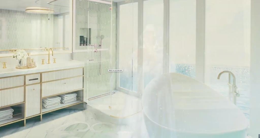 disney wish royal suite bathroom