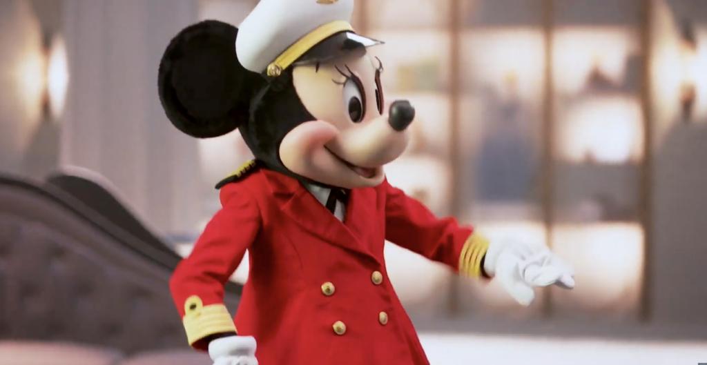 Disney Wish Maiden Voyage