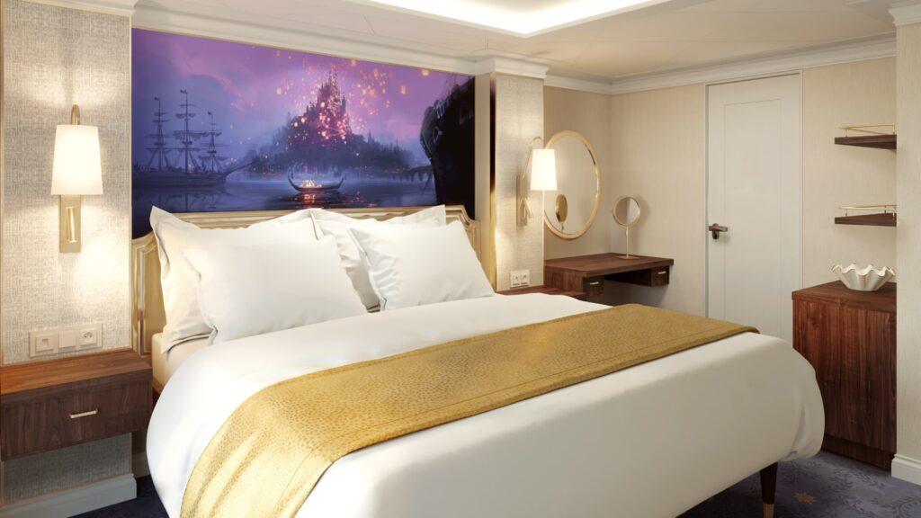 Disney Wish Concierge One Bedroom Suite