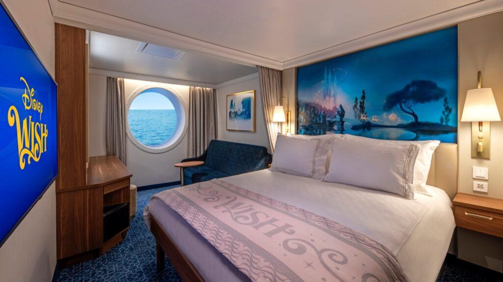 disney wish deluxe oceanview stateroom