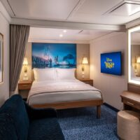 disney wish inside stateroom