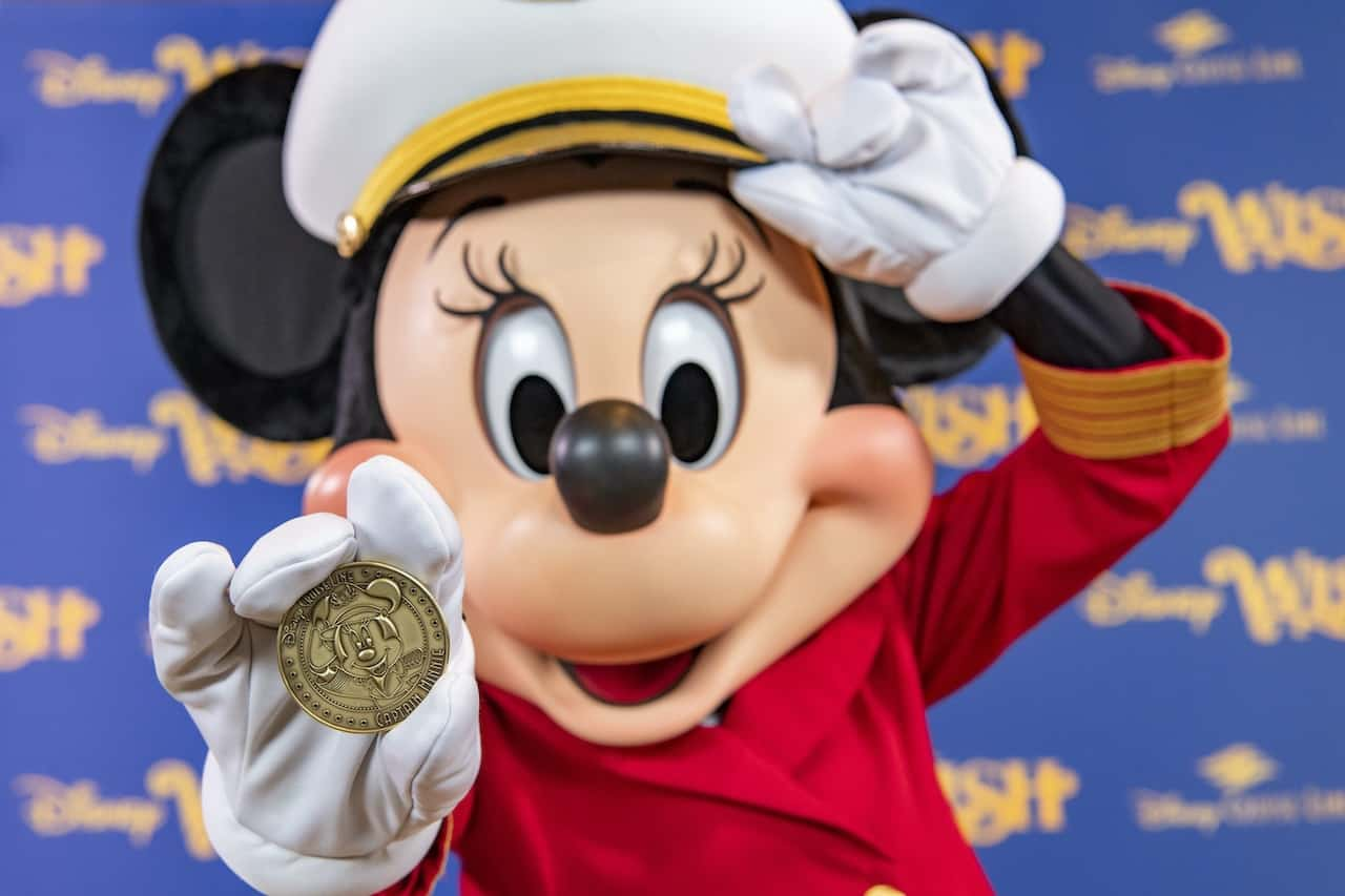 Disney Wish Keel Laying and Construction News