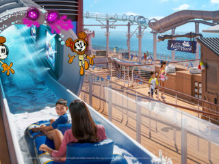 Disney Wish 2022 Itinerary