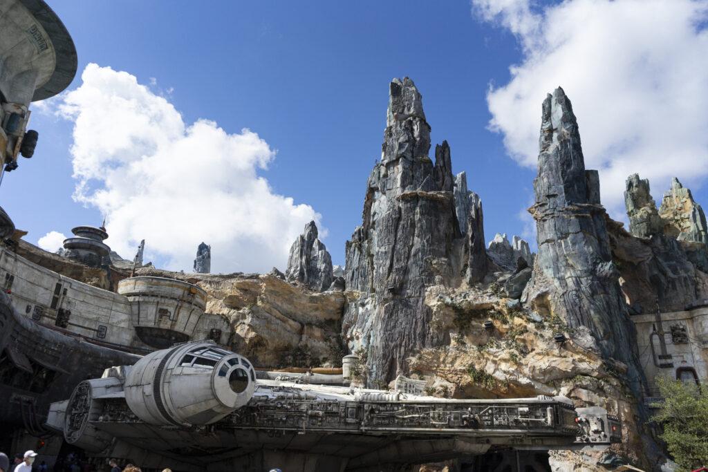 Disney Hollywood Studios Galaxy's Edge