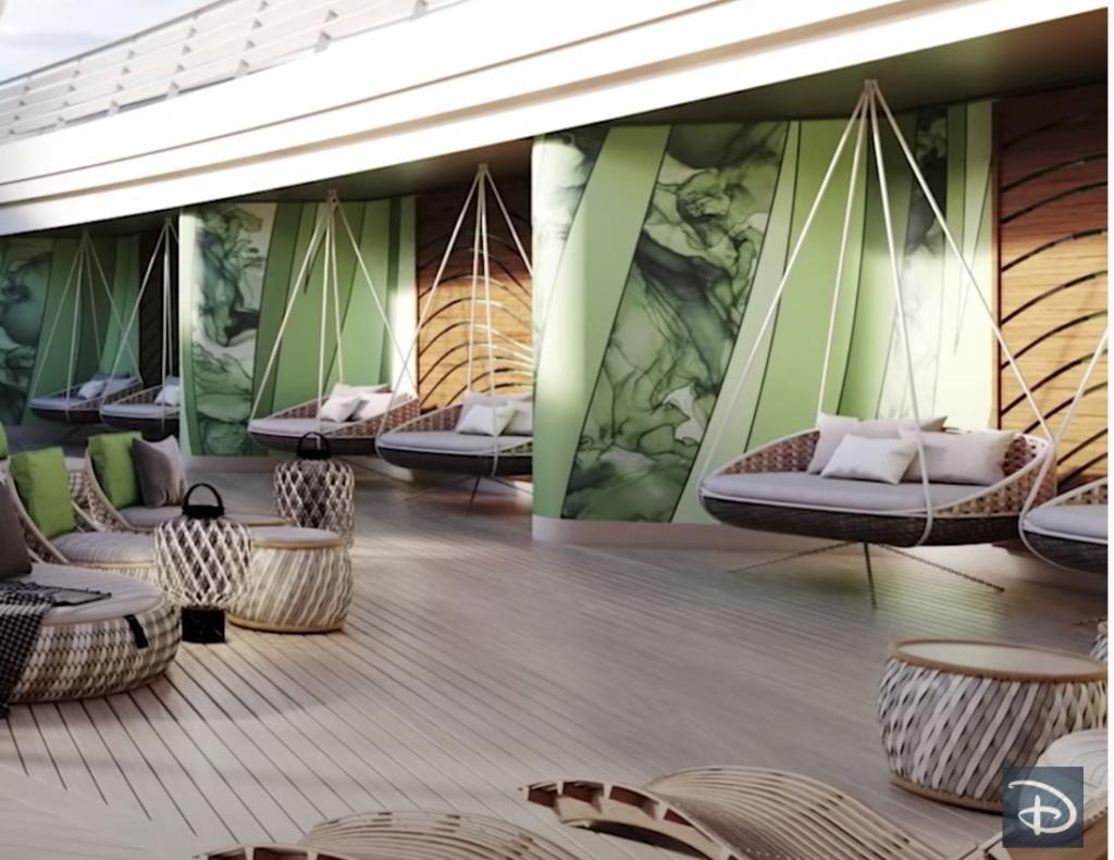 Disney Wish Rainforest Room