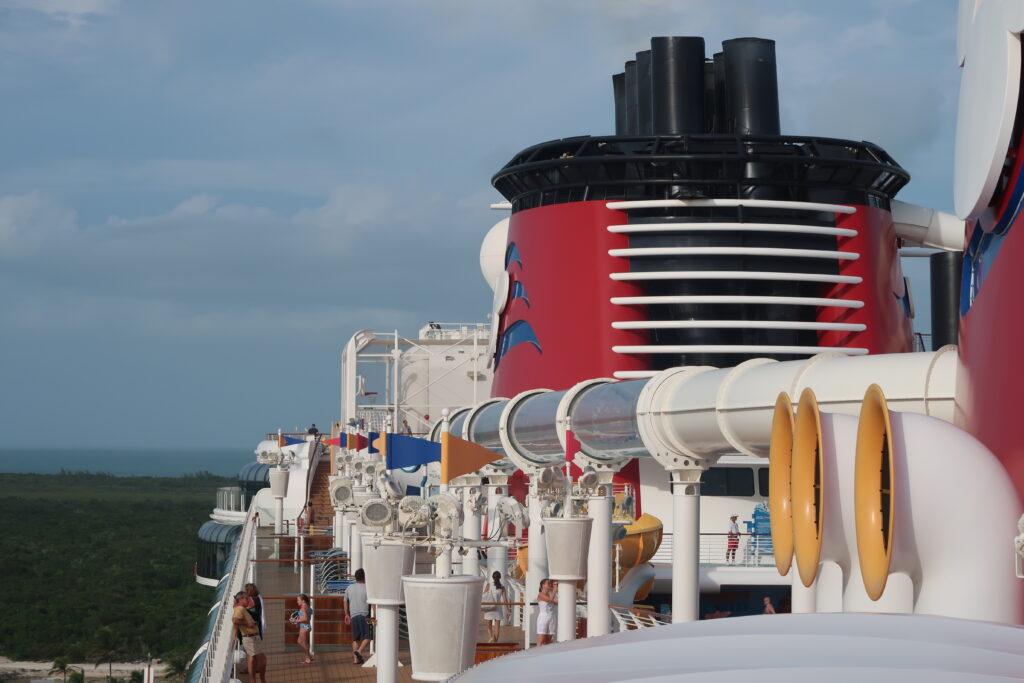 disney fantasy starts sailing again